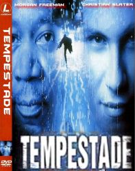 DVD TEMPESTADE 1998 - MORGAN FREEMAN