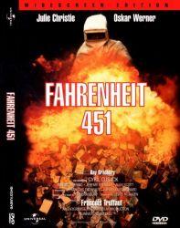 DVD FAHRENHEIT 451 - 1966