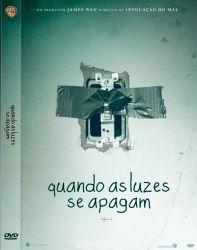 DVD QUANDO AS LUZES SE APAGAM