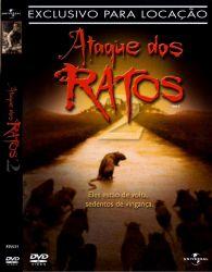 DVD ATAQUE DOS RATOS 2