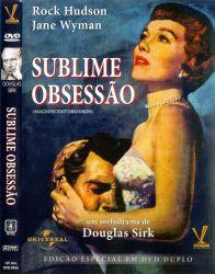DVD SUBLIME OBSESSAO - DUPLO - 1935-1954