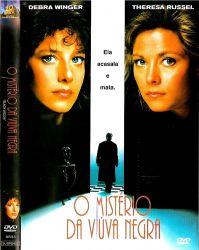 DVD O MISTERIO DA VIUVA NEGRA