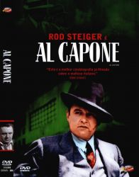 DVD AL CAPONE - ROD STEIGER