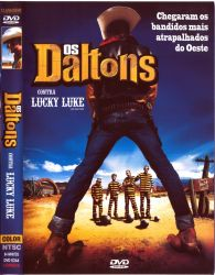 DVD OS DALTONS CONTRA LUCKY LUKE