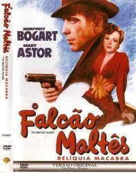 DVD O FALCAO MALTES - HUMPHREY BOGART