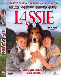 DVD LASSIE - 2006