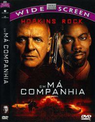 DVD EM MA COMPANHIA - ANTHONY HOPKINS