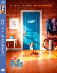 DVD PETS - A VIDA SECRETA DOS BICHOS
