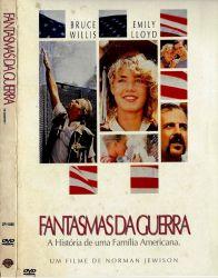 DVD FANTASMAS DA GUERRA - BRUCE WILLIS