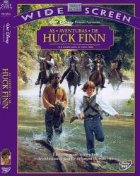 DVD AS AVENTURAS DE HUCK FINN - Elijah Wood