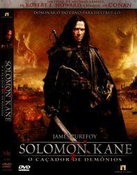 DVD SOLOMON KANE - O CAÇADOR DE DEMONIOS