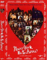 DVD NOVA YORK EU TE AMO - ANDY GARCIA