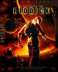 DVD A BATALHA DE RIDDICK - VIN DIESEL
