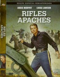 DVD RIFLES APACHES - AUDIE MURPHY