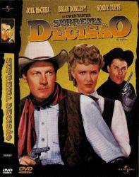 DVD SUPREMA DECISAO - JOE McCREA - 1946