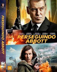 DVD PERSEGUINDO ABBOTT - PIERCE BROSNAN