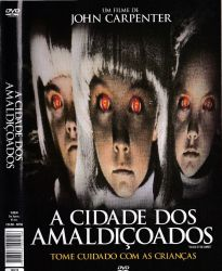 DVD A CIDADE DOS AMALDIÇOADOS