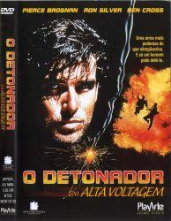 DVD O DETONADOR EM ALTA VOLTAGEM - PIERCE BROSNAN