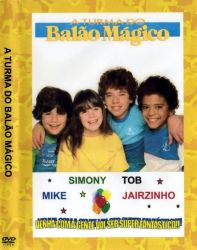 DVD A TURMA DO BALAO MAGICO