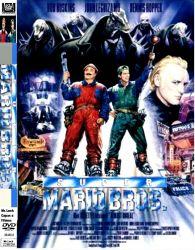 DVD SUPER MARIO BROS - BOB HOSKINS