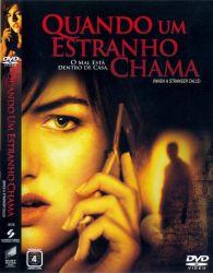 DVD QUANDO UM ESTRANHO CHAMA