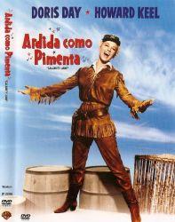 DVD ARDIDA COMO PIMENTA - LEGENDADO