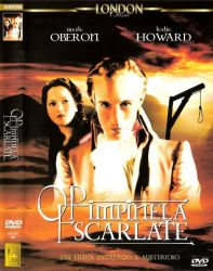 DVD O PIMPINELA ESCARLATE - LESLIE HOWARD