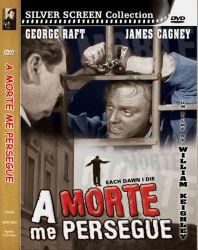 DVD A MORTE ME PERSEGUE - JAMES CAGNEY