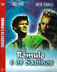 DVD ROMULO E OS SABINOS - ROGER MOORE