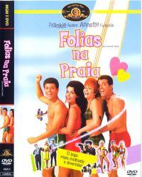 DVD FOLIAS NA PRAIA