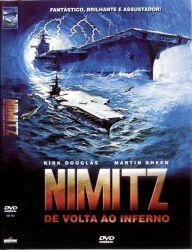 DVD NIMITZ - DE VOLTA AO INFERNO