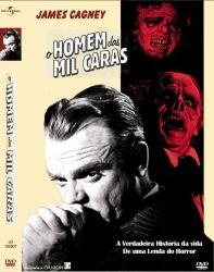 DVD O HOMEM DAS MIL CARAS - JAMES CAGNEY