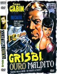 DVD GRISBI - OURO MALDITO - JEAN GABIN