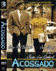 DVD ACOSSADO - JEAN SEBERG