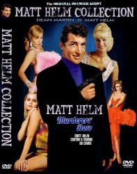 DVD MATT HELM - CONTRA O MUNDO DO CRIME - DEAN MARTIN