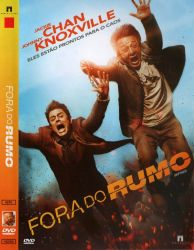 DVD FORA DE RUMO - JACKIE CHAN