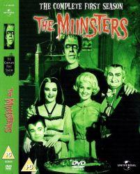 DVD OS MONSTROS - 1 TEMP - 6 DVDs