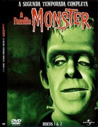 DVD OS MONSTROS - 2 TEMP - 6 DVDs