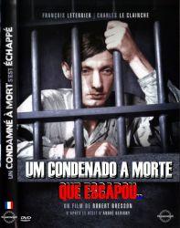 DVD UM CONDENADO A MORTE QUE ESCAPOU
