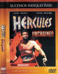 DVD HERCULES - UNCHAINED - STEVE REEVES