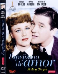 DVD KITTY FOYLE - GINGER ROGERS