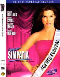 DVD MISS SIMPATIA - SANDRA BULLOCK