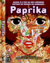 DVD PAPRIKA - SATOSHI KON