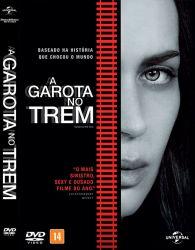 DVD A GAROTA NO TREM - EMILY BLUNT