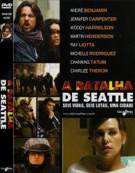DVD A BATALHA DE SEATTLE - RAY LIOTTA
