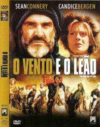 DVD O VENTO E O LEAO - SEAN CONNERY