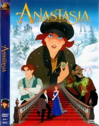 DVD ANASTASIA - DESENHO