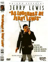 DVD AS LOUCURAS DE JERRY LEWIS