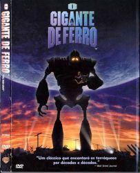 DVD O GIGANTE DE FERRO - VIN DIESEL