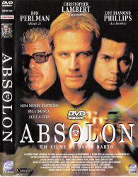 DVD ABSOLON - CHRISTOPHER LAMBERT